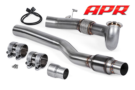 APR Exhaust installation in Adelaide