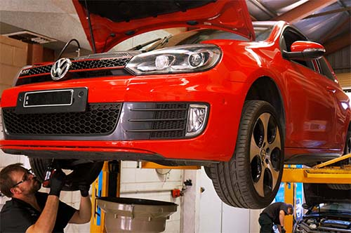 volkswagen car services in adelaide